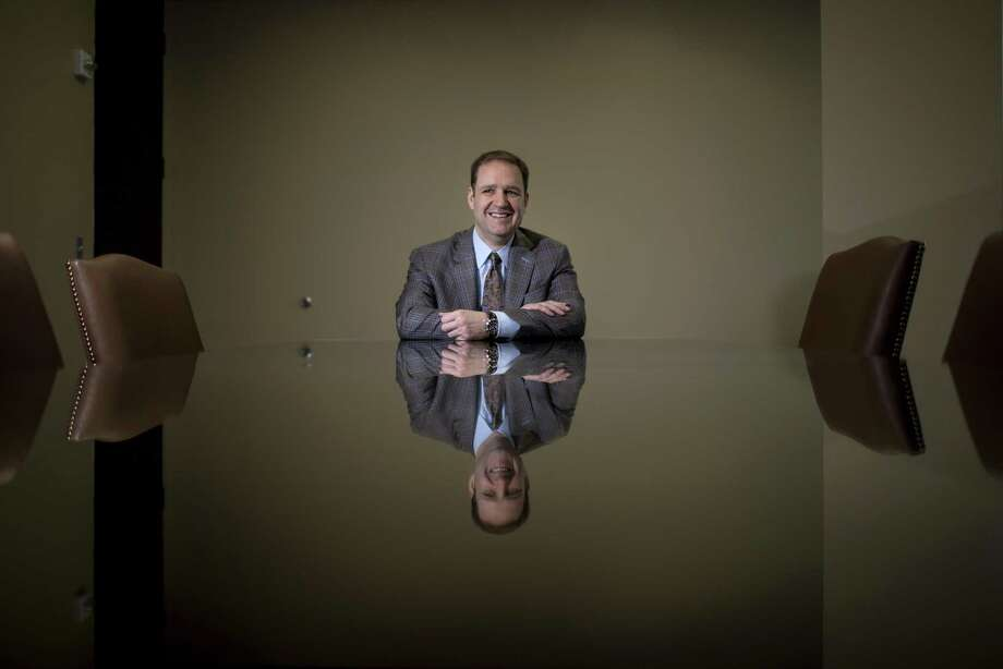 Rex Burch, of the Bruckner Burch law firm, has worked for two decades as a wage and hour attorney. Photo: Jon Shapley, Houston Chronicle / Houston Chronicle / © 2018 Houston Chronicle