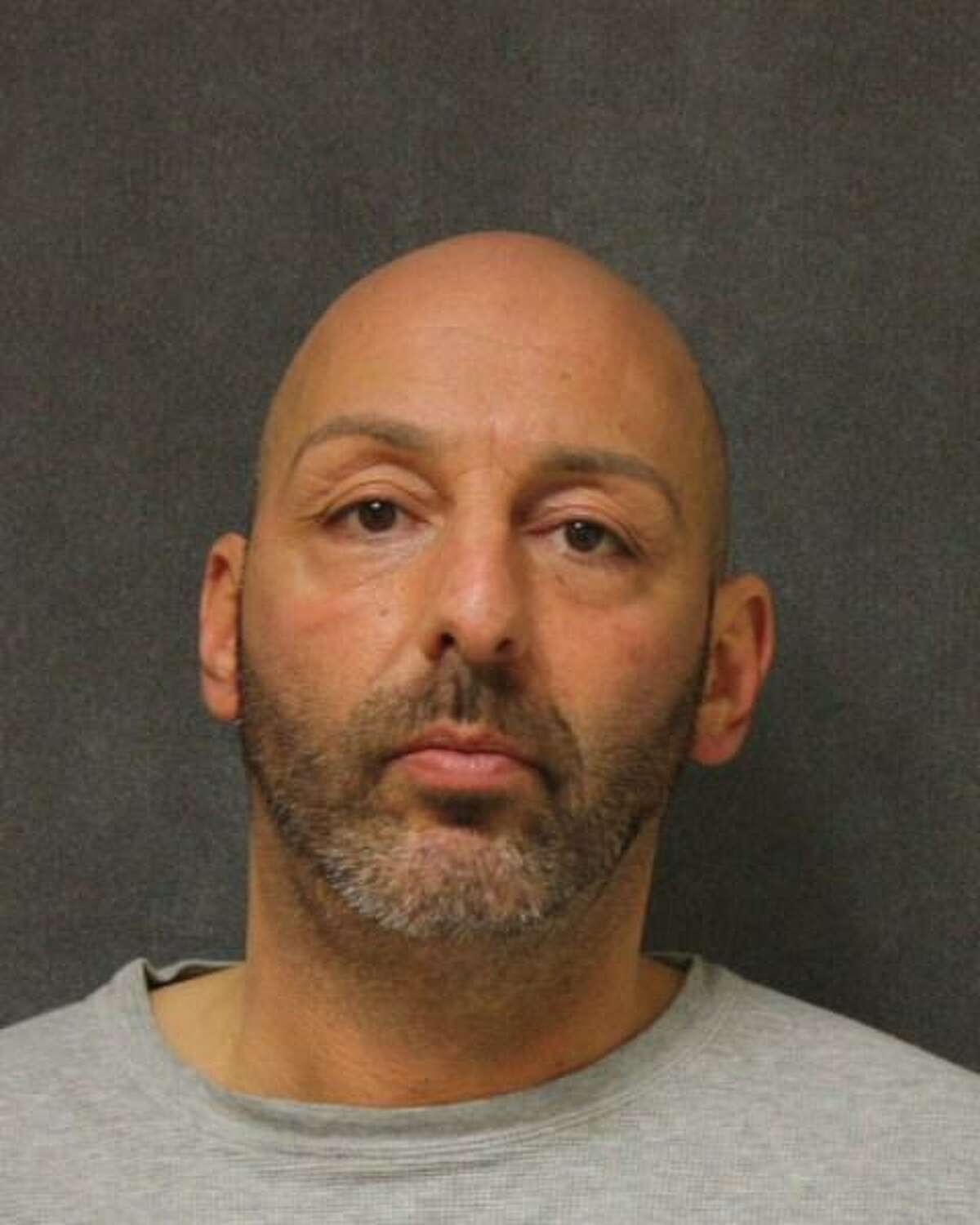 Dominick Viggiano, 40, of Dora Street, Stamford was charged in February by Ansonia Police for allegedly patronizing a prostitute