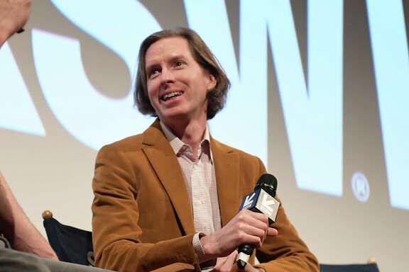 "AUSTIN, TX - MARCH 17:  Wes Anderson attends the ""Isle of Dogs"" Premiere - 2018 SXSW Conference and Festivals at Paramount Theatre on March 17, 2018 in Austin, Texas."