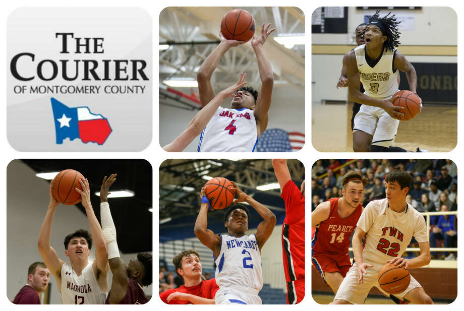 Griffin Datcher IV (Oak Ridge), Michael Phoenix (Conroe), Evan Palmquist (Magnolia), Zion Childress (New Caney) and R.J. Keene II (The Woodlands) are The Courier's nominees for Newcomer of the Year.