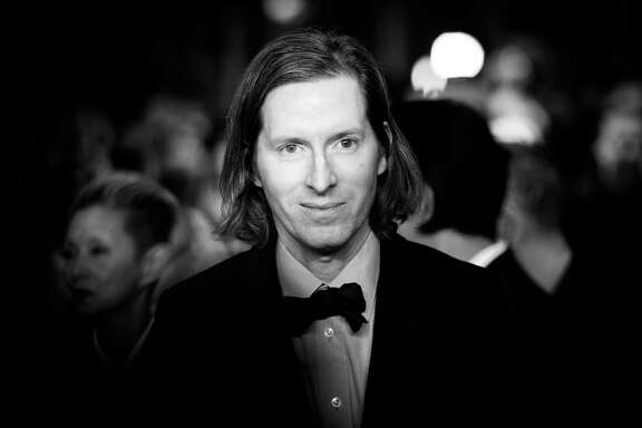 Wes Anderson during the 68th Berlinale International Film Festival Berlin