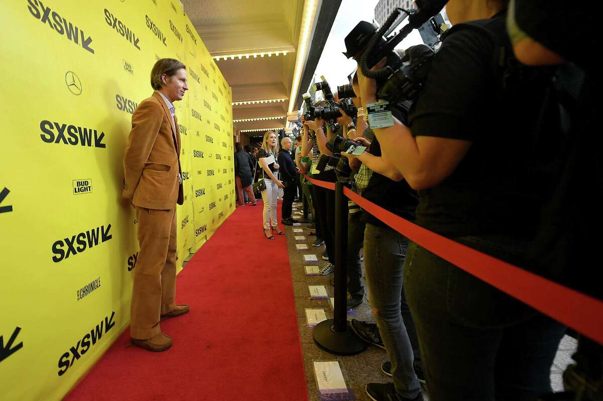 AUSTIN, TX - MARCH 17: Writer and director Wes Anderson attends the