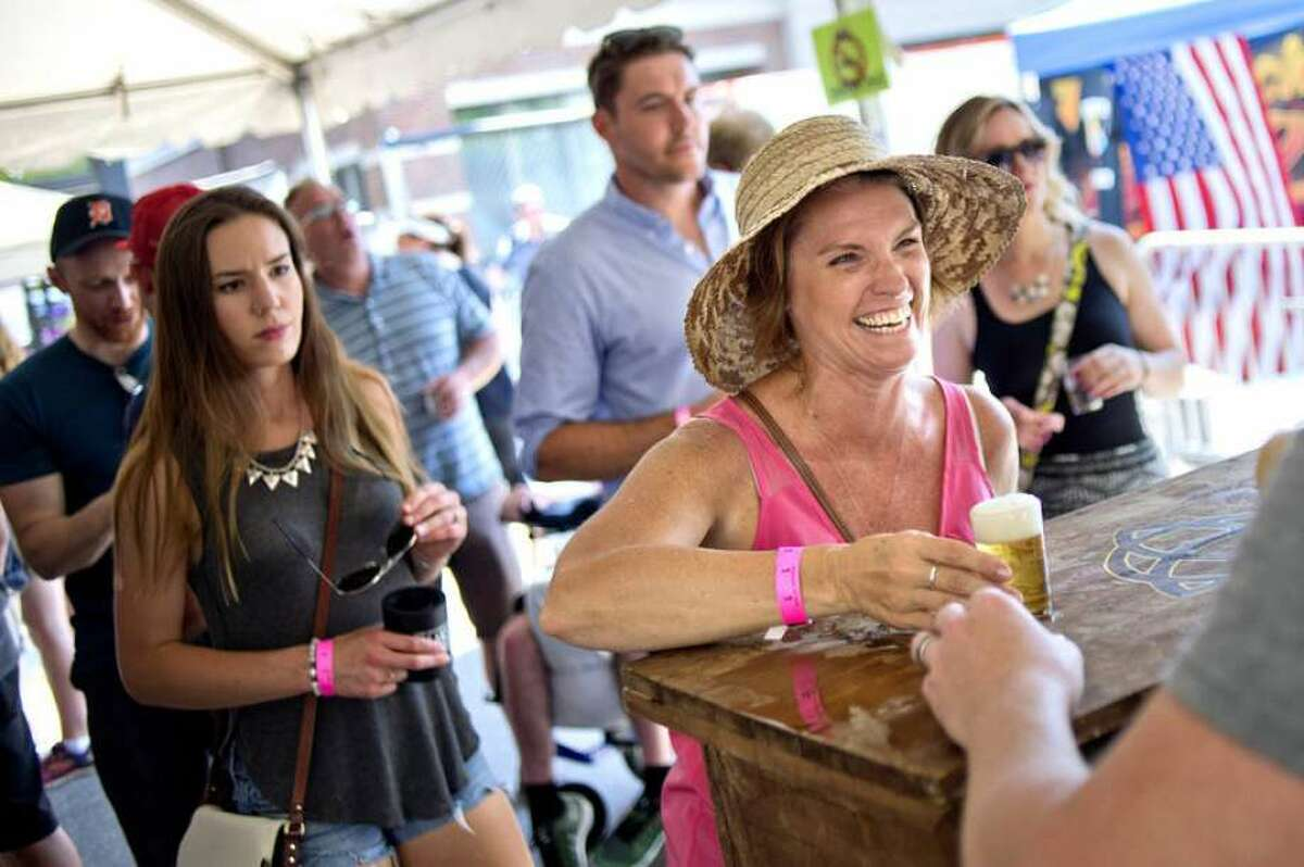 File photo: Tapped Craft Beer festival will take place Aug. 28.