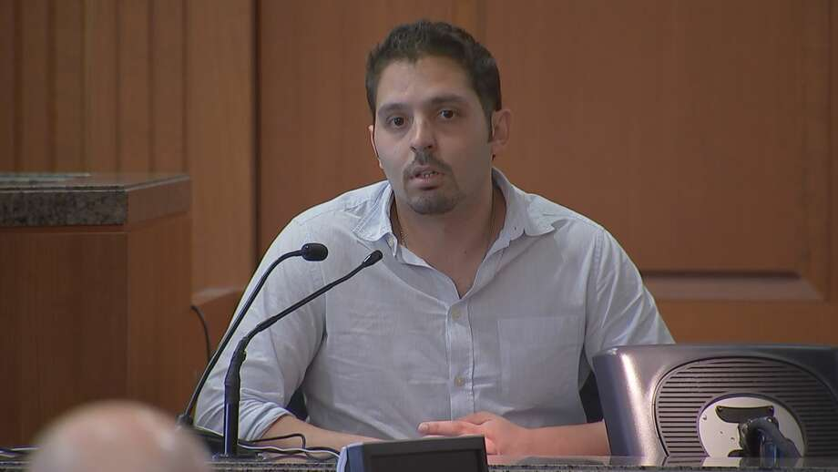 Moataz Azzeh, a 32-year-old Army veteran who saw combat in Iraq, testified he posed as a hitman and met with Leon Jacob in early 2017.