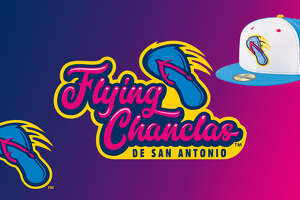 The San Antonio Missions minor league baseball team will become the Flying Chanclas de San Antonio for nine games during the 2018 season, Minor League baseball announced