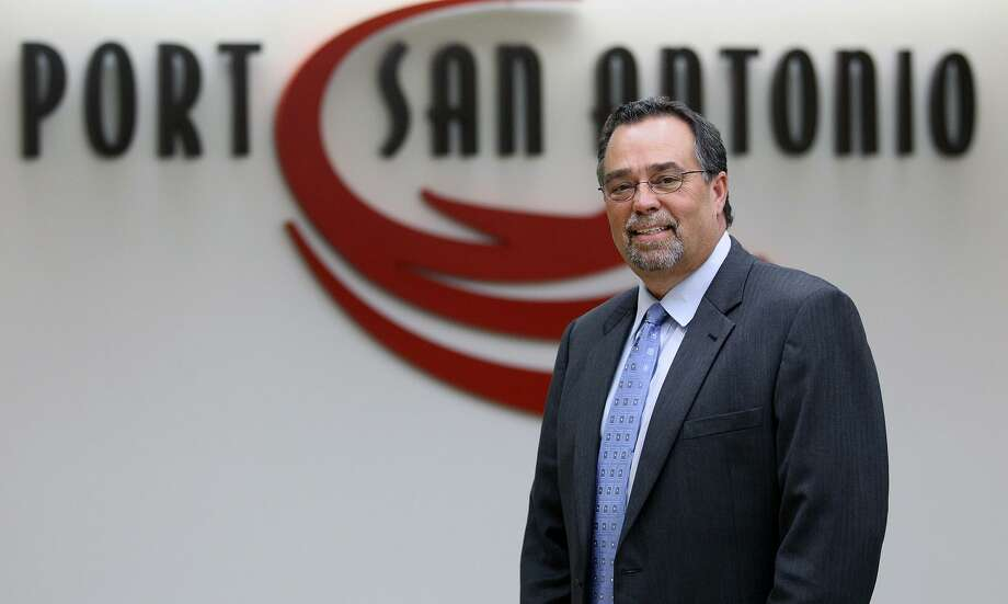 Port San Antonio CEO Roland Mower was asked by the port's board of directors Tuesday to resign after complaints regarding his leadership style. Photo: Tom Reel /San Antonio Express-News