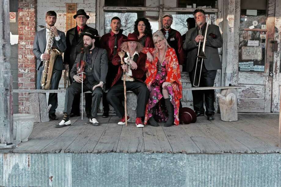 Squirrel Nut Zippers will play Space Ballroom Thursday, March 29. Photo: Manic Productions / Contributed Photo