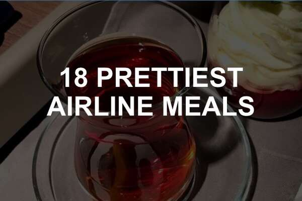 In recent years, airlines have improved their offerings, especially in business and first class. Click through the slideshow to see some of the most dazzling airline meals.