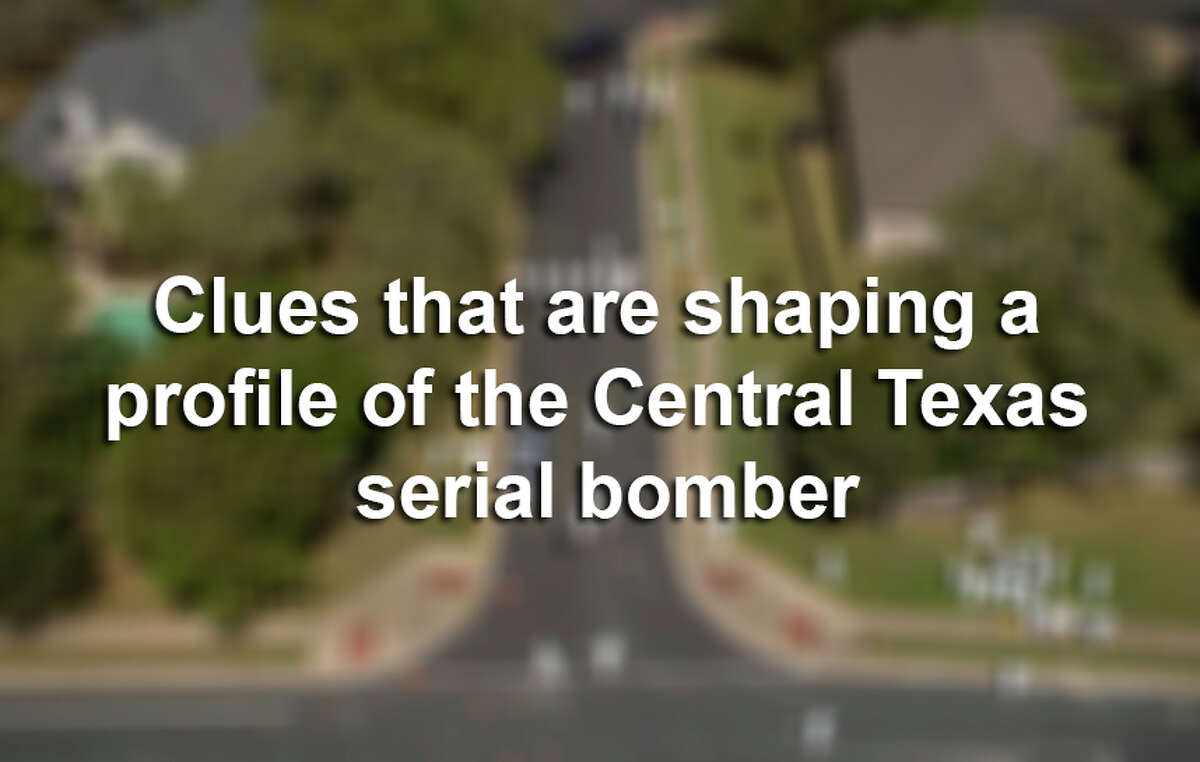In the search for answers to a series of explosions in Central Texas, authorities have had little hard evidence that would lead them to a suspect. This is what they've gathered so far about the serial bomber terrorizing the Lone Star State.