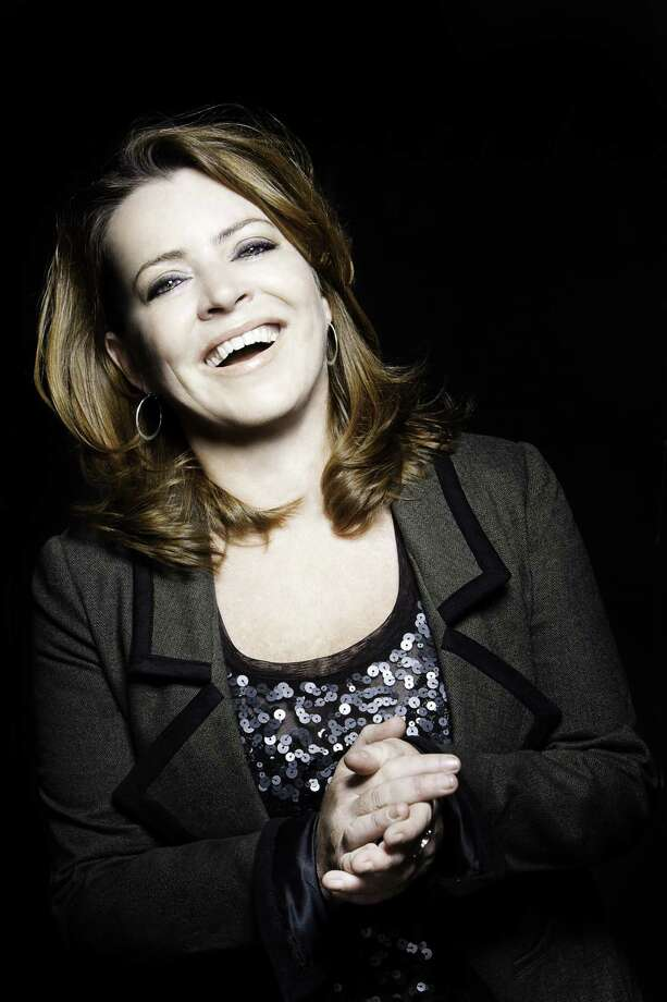 Comic Kathleen Madigan will perform at The Egg. (Publicty photo by Luzena Adams.)