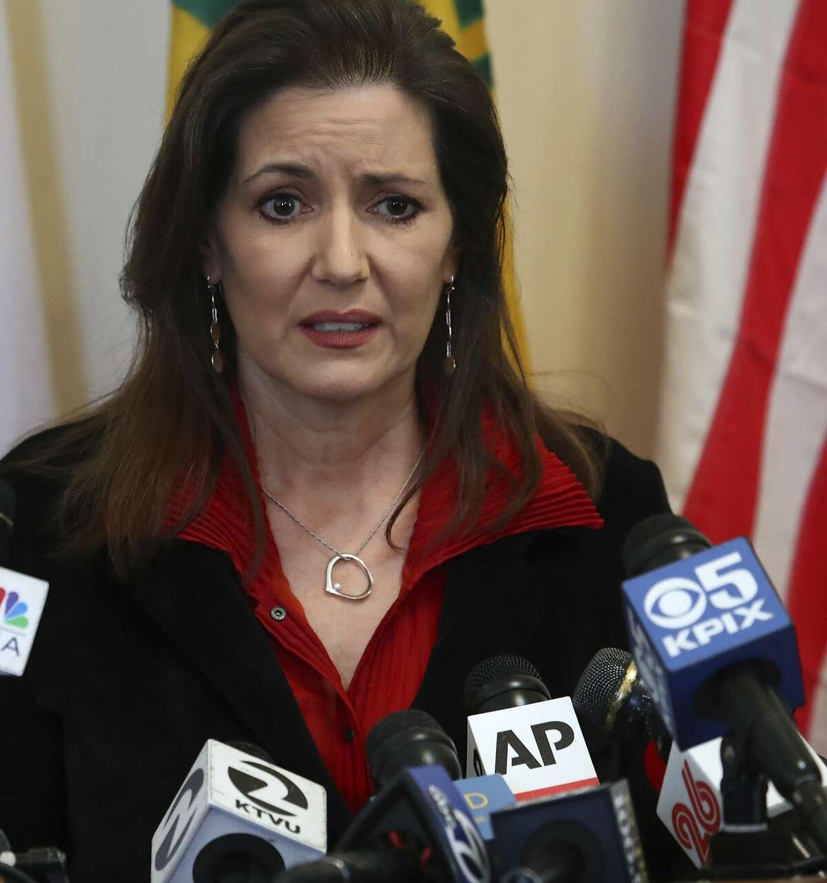 Oakland Mayor Libby Schaaf: No endorsement In her words: