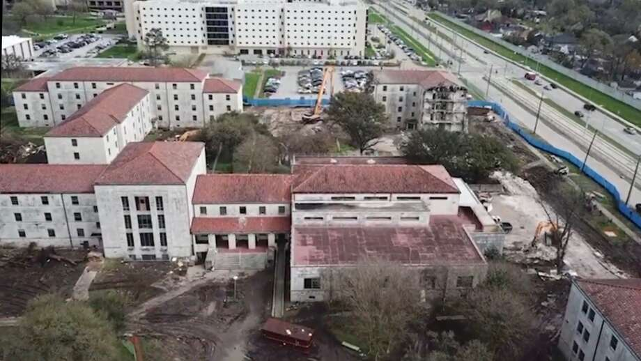 A project to replace the Quadrangle will bring new student housing to the University of Houston campus. Photo: University Of Houston