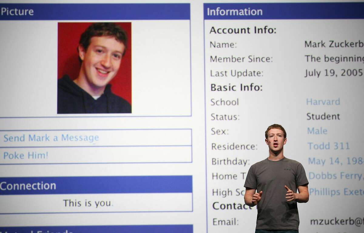 Photo dated September 22, 2011 shows Facebook CEO Mark Zuckerberg delivering a keynote during the Facebook f8 Developer Conference at the San Francisco Design Center. Facebook has muddled through its first year as a public company after a disastrous share offering, and still faces questions on whether it can grow into an Internet superstar, analysts say. The world's biggest social network, which now has more than 1.1 billion users worldwide, has managed to boost its earnings since the IPO, including from its mobile platform, important in countering its critics. The initial public offering (IPO) on May 18 2012 sparked a series of crises for Facebook, with the shares plunging from $38 to as low as $17.73 in September. AFP PHOTO/FILES/Kimihiro HoshinoKIMIHIRO HOSHINO/AFP/Getty Images