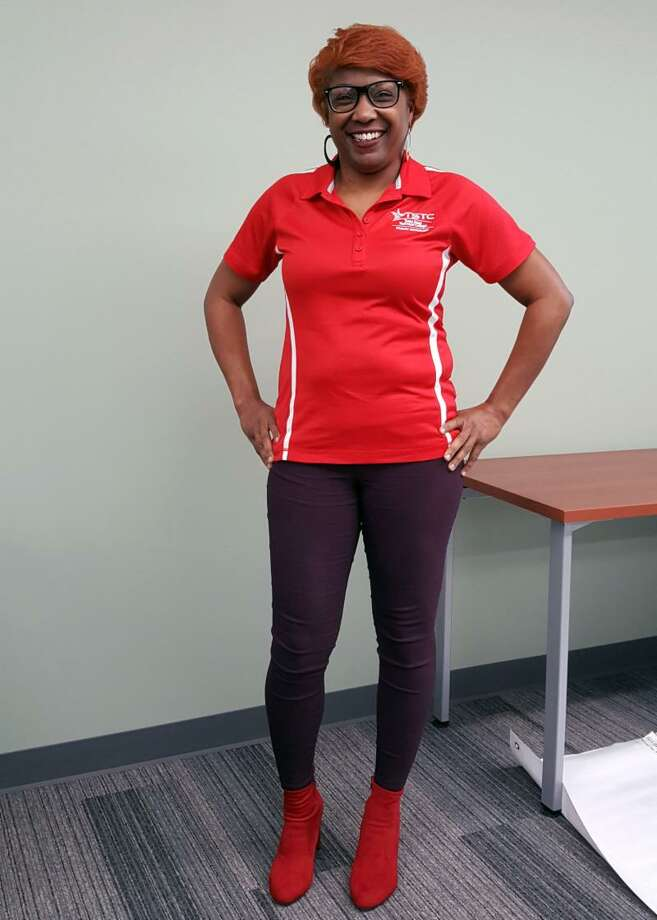 Yulonda Durst isTexas State Technical College'snewest student recruiter and is hoping to inspire and help young people find a better life through education. Photo: Texas State Technical College