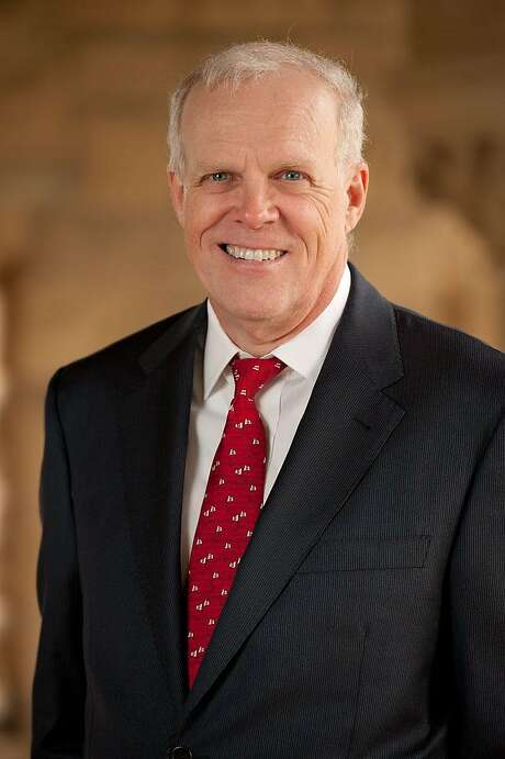 John Hennessy is now chairman of Alphabet, the parent company of Google and Waymo. Photo: Linda Cicero, Stanford News Service