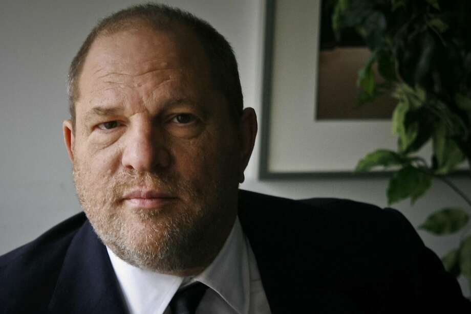 Harvey Weinstein was caught up in a sexual harass ment scandal and forced out of his company. Photo: John Carucci, Associated Press