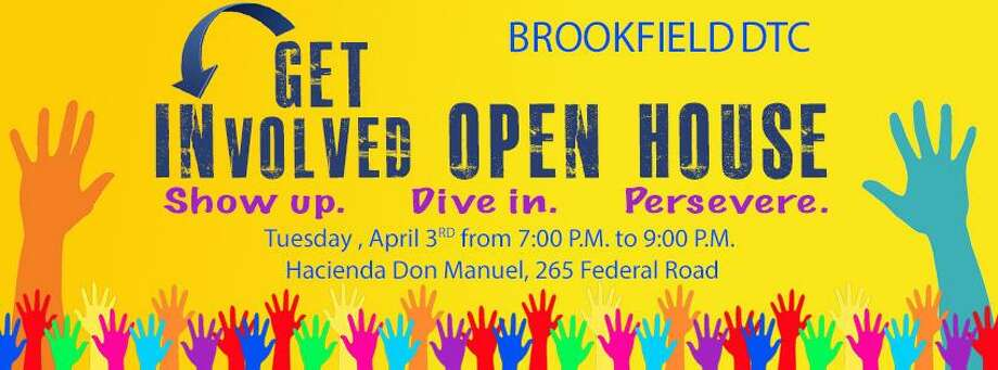 """The Brookfield Democratic Town Committee will host its """"Get Involved Open House"""" from 7 to 9 p.m. April 3. Photo: / Contributed Photo"""