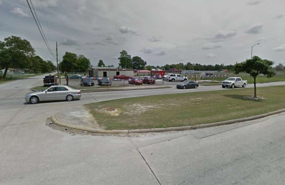 Houston police were called out to the 11000 block of Homestead Road, near its intersection with Little York Road, around 2:50 p.m. Tuesday. Officers arrived to find a person was dead of an apparent gunshot wound, officials said. Photo: Google Maps