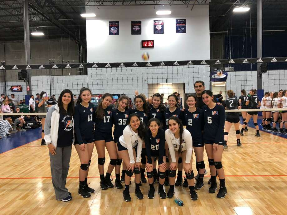 The Volleyball Performance Academy (VPA) 14s recently competed in Houston's Volleyball Fast Complex Tournament Photo: Courtesy Photo