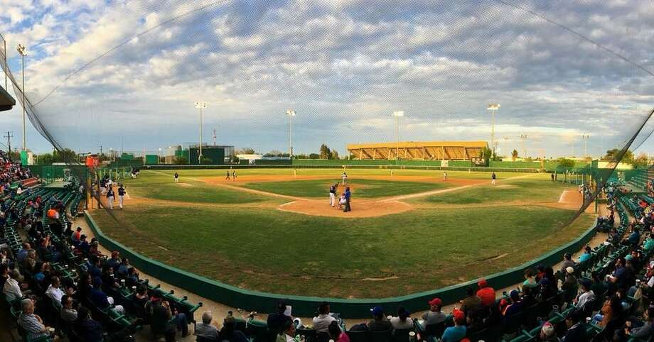 The Tecolotes Dos Laredos will split time this season at Nuevo Laredo Stadium competing in 27 games there in 2018. The field presents an interesting contrast to Uni-Trade Stadium as it is a turf surface instead of grass. Photo: Courtesy Of The Tecolotes Dos Laredos
