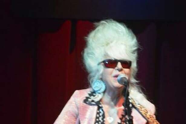 Legendary blues harpist James Montgomery and Christine Ohlman, the Beehive Queen, come together at 41 Bridge Street Live in Collinsville on Friday night.