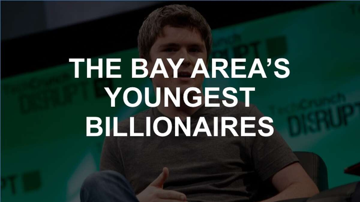 Check out the gallery for the Bay Area's youngest billionaires.