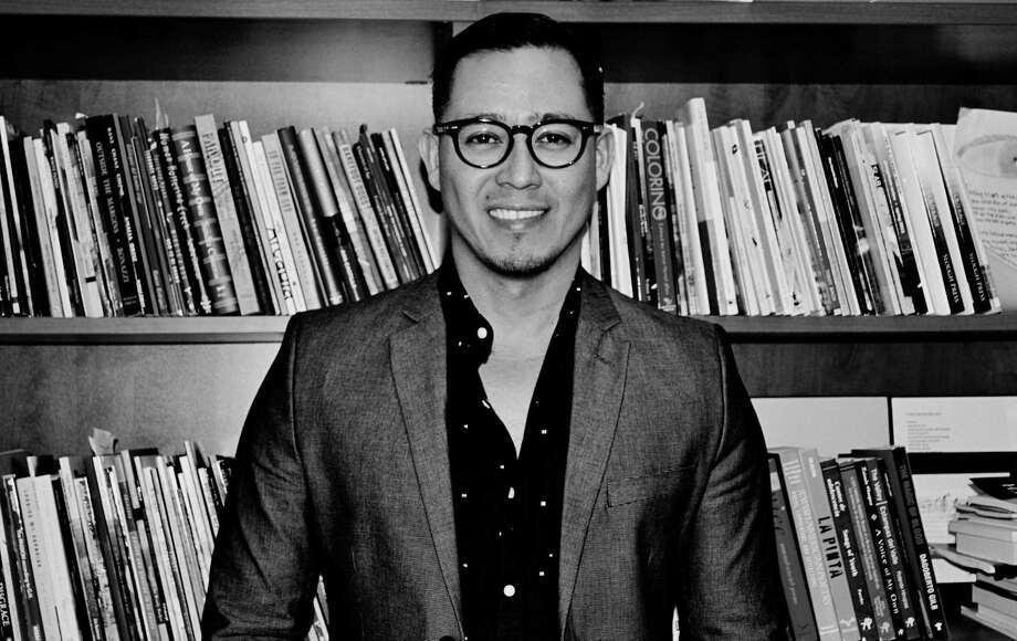 Octavio Quintanilla, the former poet laureate of San Antonio, has received a $10,000 grant from the Luminaria Artist Foundation for the creation of new work. Photo: Courtesy Photo