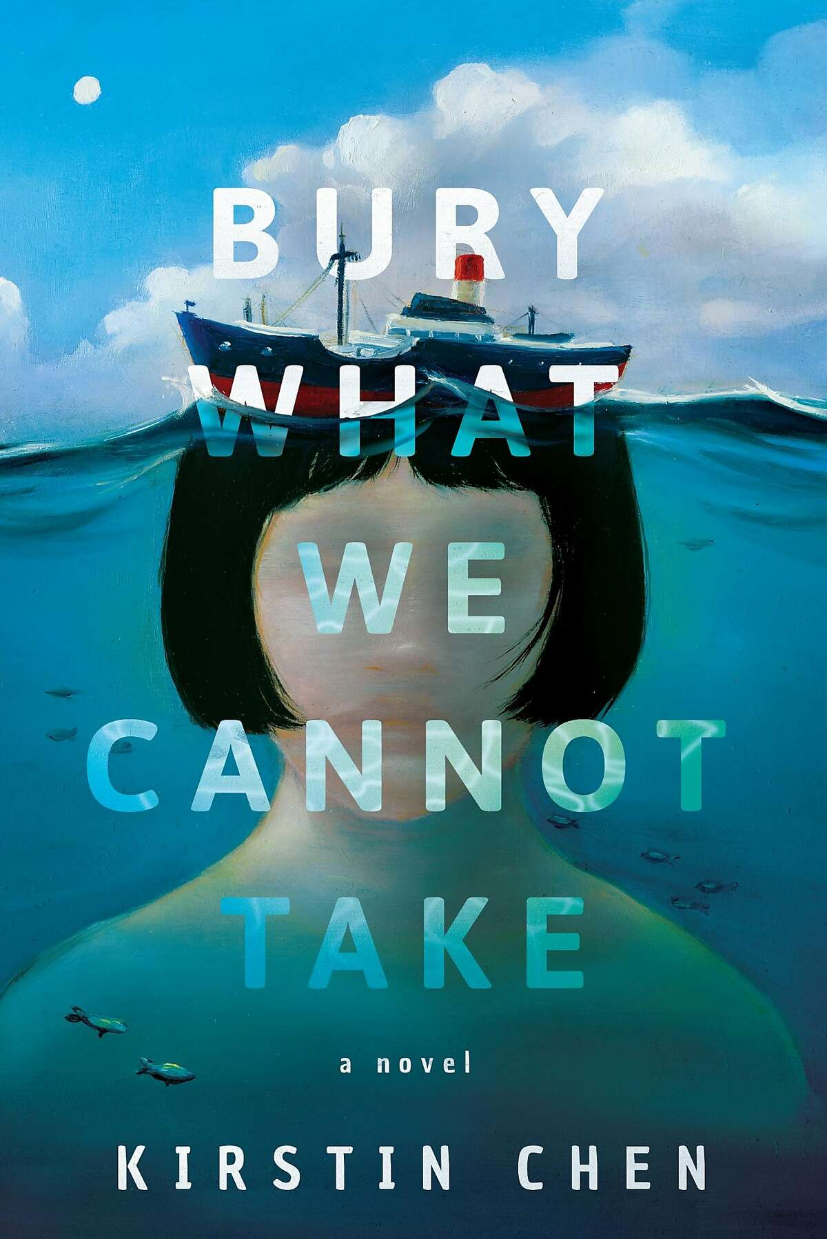 """Bury What We Cannot Take"""
