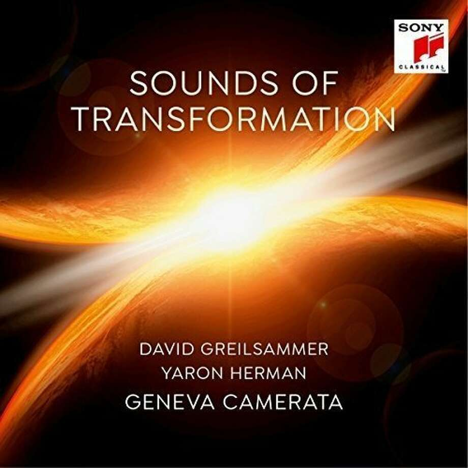 """David Greilsammer, """"Sounds of Transformation"""" Photo: Sony Classical"""