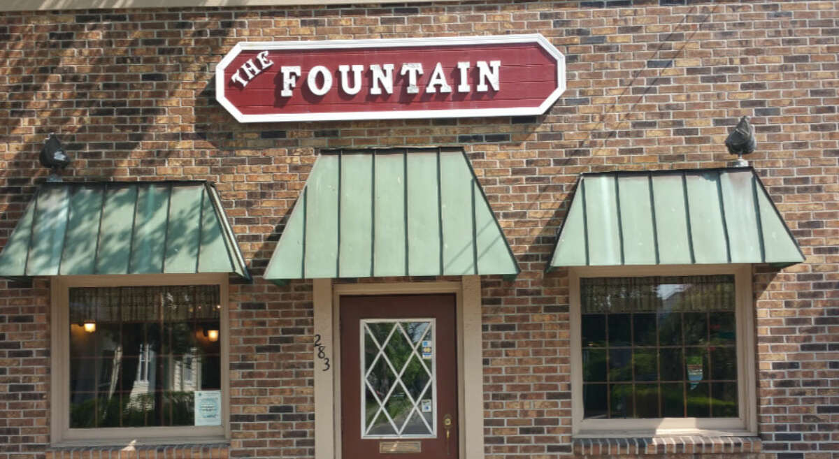 The Fountain restaurant in Albany