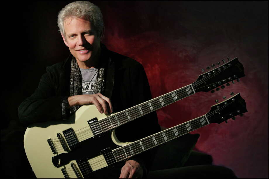 """Don Felder, formerly of The Eagles, will be a highlight of Saturday's """"Sunny California"""" gala at The Cynthia Woods Mitchell Pavilion. Photo: Contributed Photo / Connecticut Post contributed"""