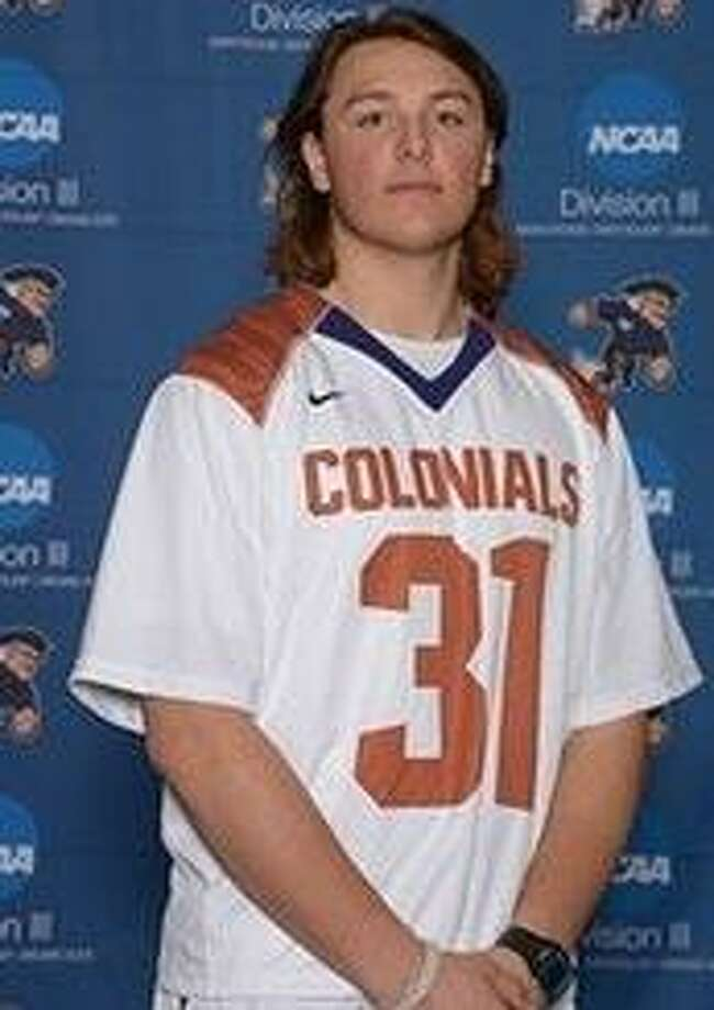 Western Connecticut State University men's lacrosse player Eric Caldwell (31). Photo: Photo Courtesy Of WCSU Athletics / Photo Courtesy Of WCSU Athletics