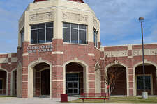 clear creek high school campus