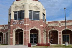 clear creek high school campus