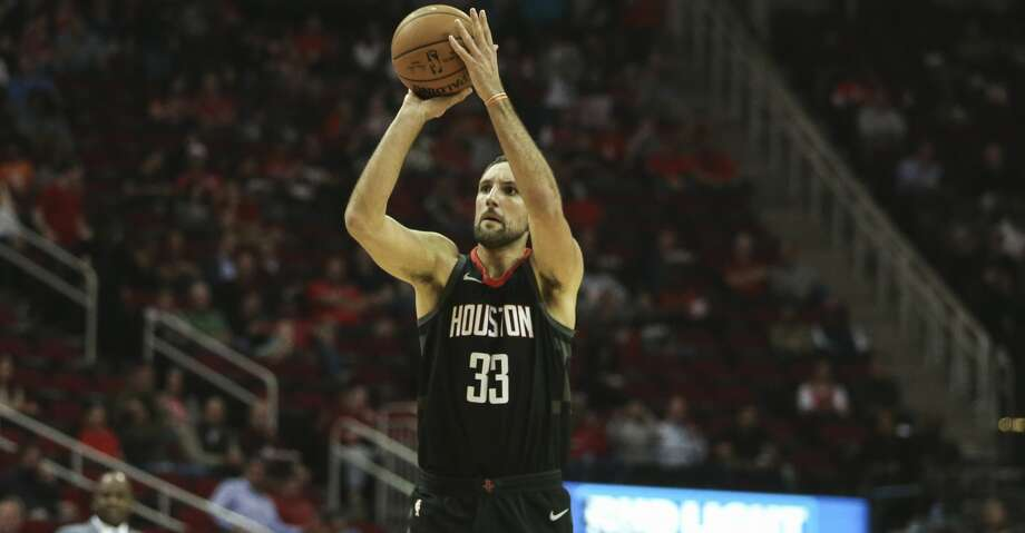 PHOTOS: Rockets game-by-gameRyan Anderson has played at center since returning from his hip and groin injuries.Browse through the photos to see how the Rockets have fared through each game this season. Photo: Yi-Chin Lee/Houston Chronicle