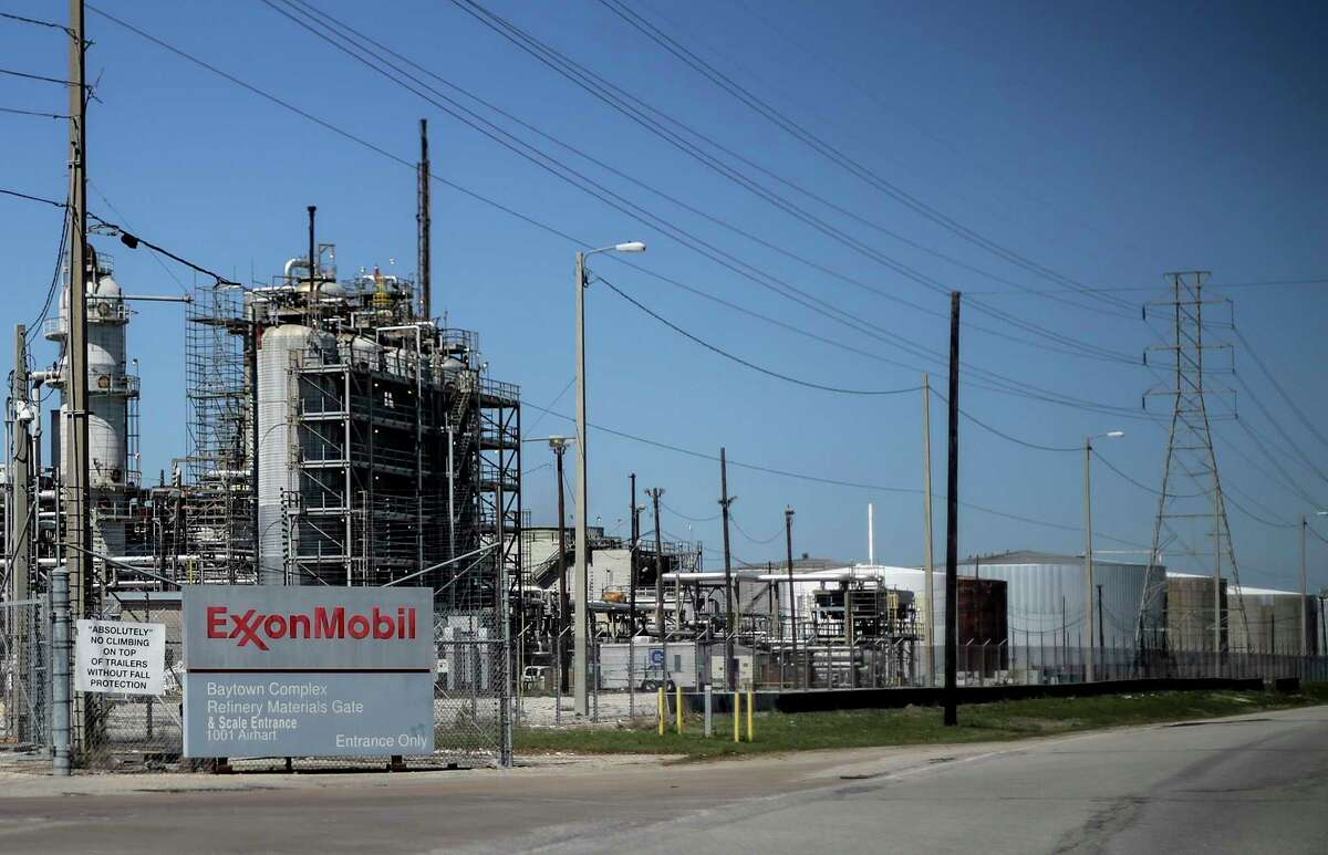 Exxon Chemical Company's petrochemical complex in Baytown, about 25 miles from Houston, is about to see a major $2 billion expansion. NEXT: See the world's largest refineries.