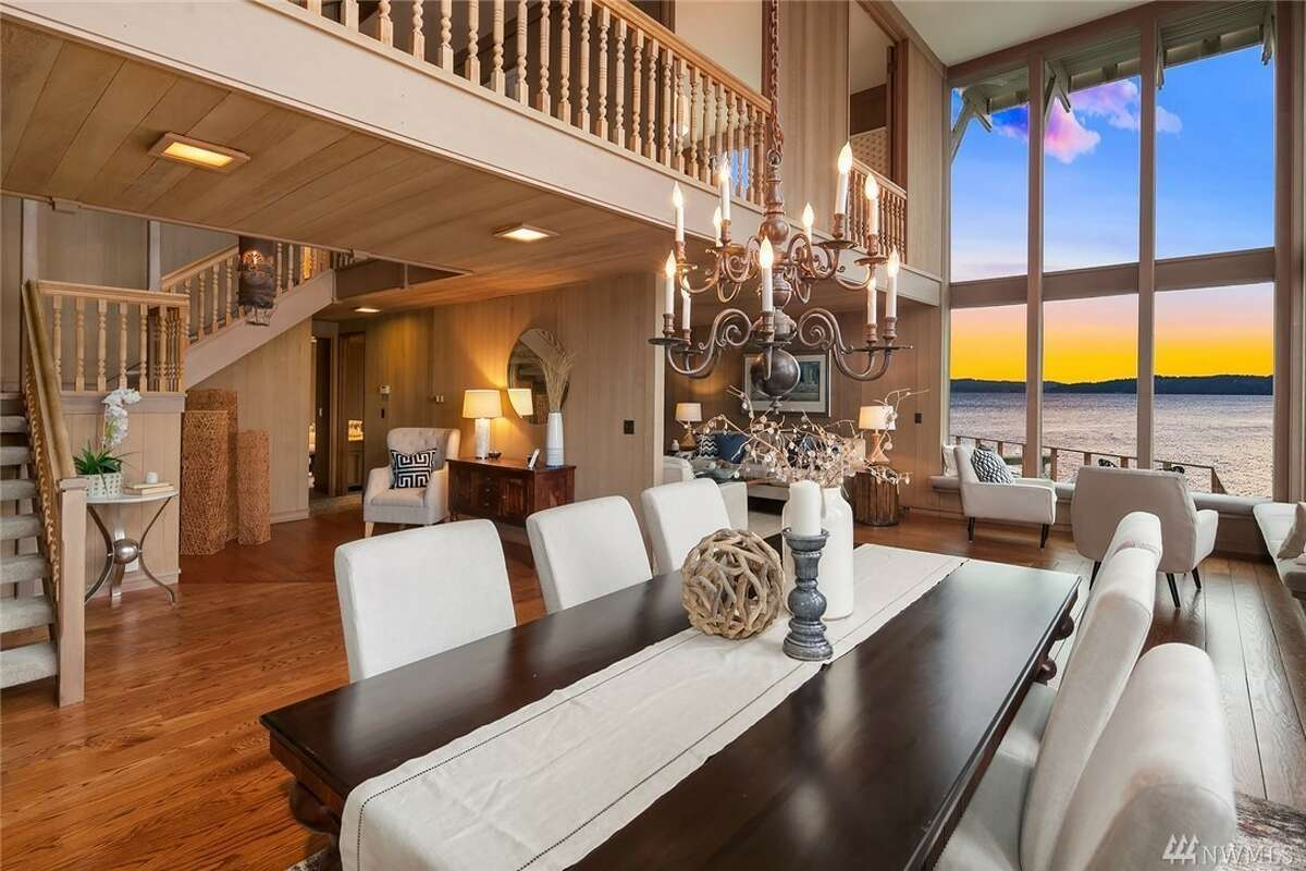 The home at 10861 Arroyo Pl. S.W. is for sale at $1.950 million.