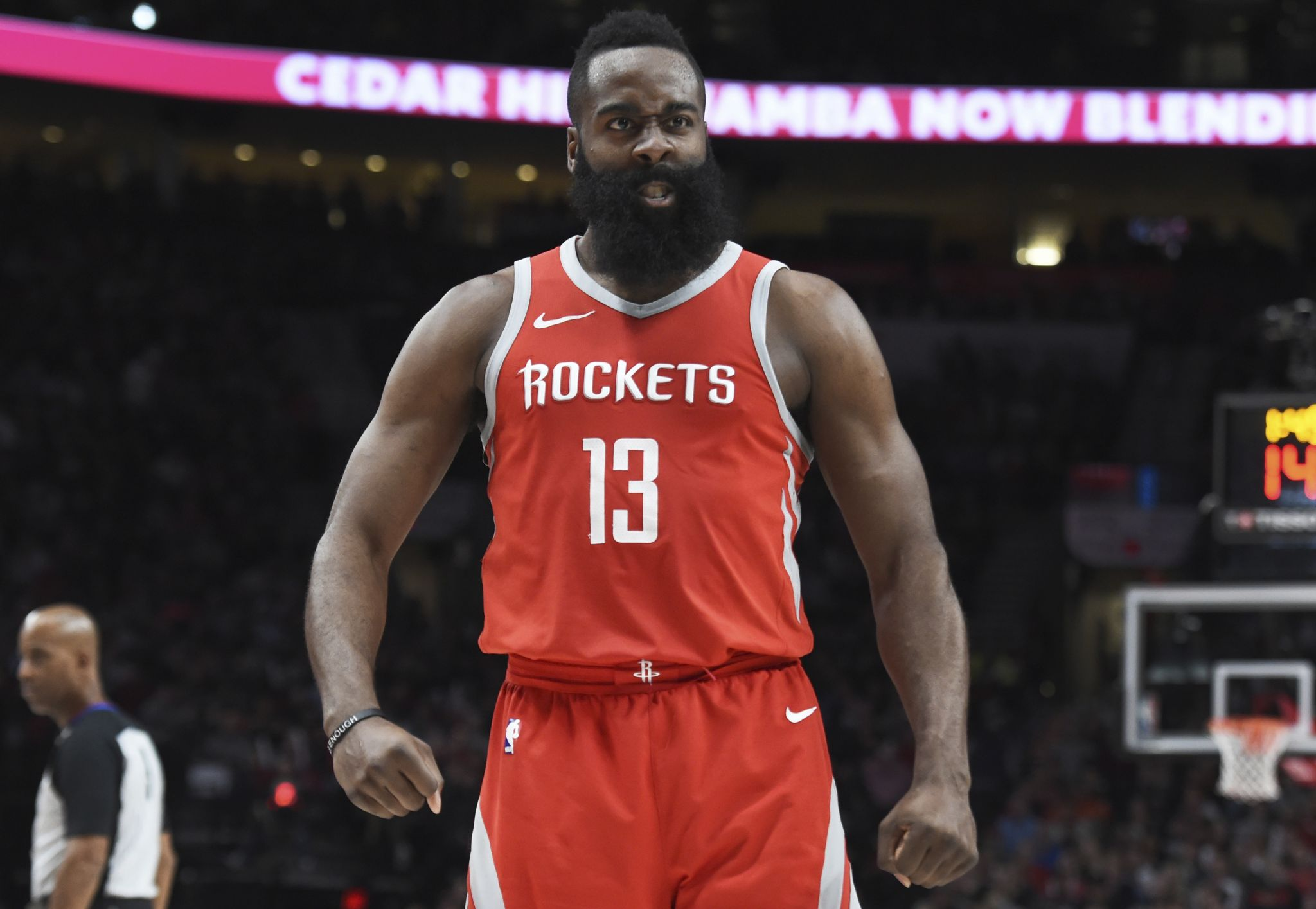 3-pointers  Takeaways from the Rockets  win against the Trail Blazers -  HoustonChronicle.com e57a49a7e