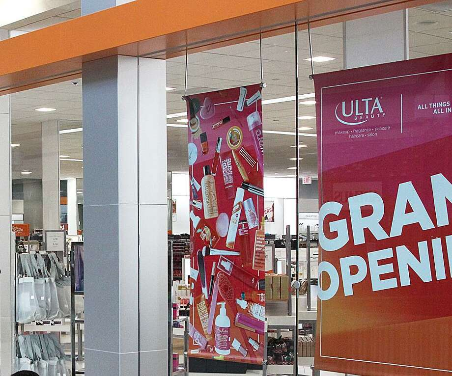 Ulta Beauty scheduled the grand opening of its latest Connecticut store for 10 a.m. on Friday, March 30, in Westport at Anthropologie's former store on the Post Road East. Photo: Chris Bosak / Hearst Connecticut Media / The News-Times