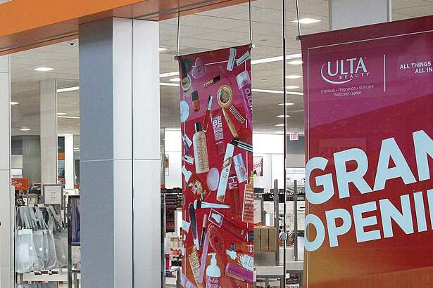 Ulta Beauty scheduled the grand opening of its latest Connecticut store for 10 a.m. on Friday, March 30, in Westport at Anthropologie's former store on the Post Road East.