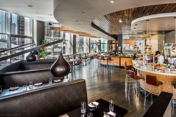 The TAG Restaurant Group in Denver owns and operates Guard and Grace (shown, in Denver). Cher Troy Guard and his TAG group will open Guard and Grace in One Allen Center in 2019, their first venture outside of Denver.