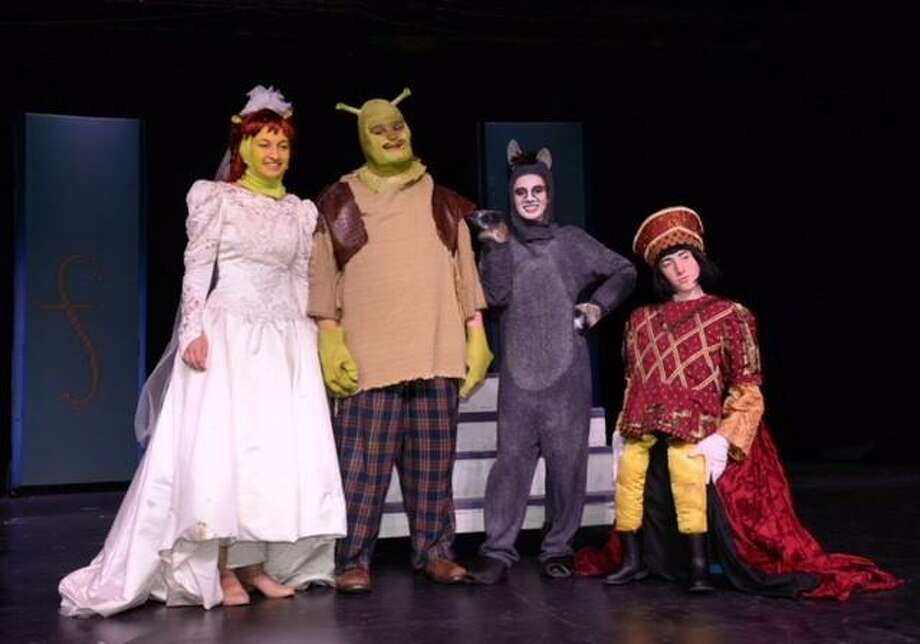 "The Brookfield High School Chorus and Drama will perform ""Shrek The Musical"" at 7 p.m. Thursday, Friday and Saturday and 2 p.m. Sunday. Photo: / Contributed Photo"