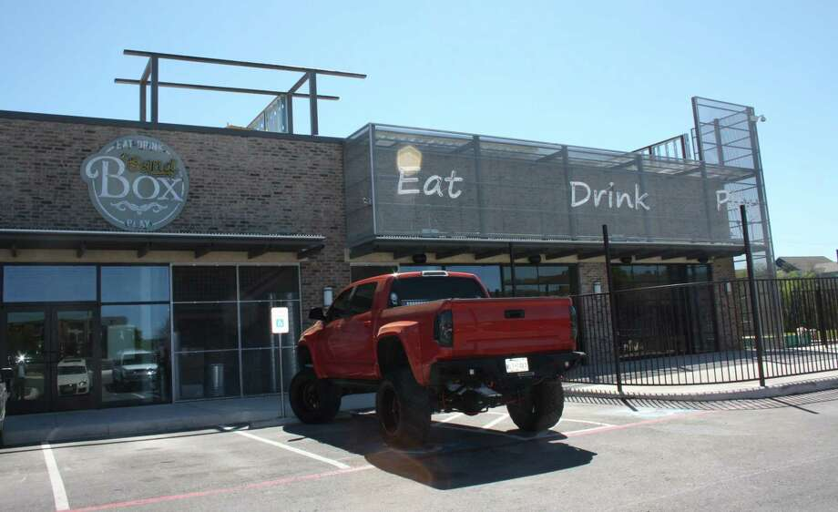 After long delays in the building process, the SandBox restaurant and bar is planning to open its doors this spring, possibly as early as May 1 at 7280 UTSA Blvd. Photo: Chuck Blount /San Antonio Express-News