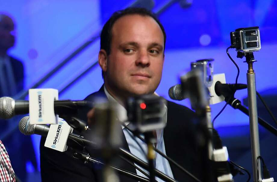 "Boris Epshteyn, a former Donald Trump adviser, defended the U.S. Customs and Border Protection's use of tear gas against migrants at the U.S.-Mexican border Sunday in his ""Bottom Line with Boris"" segment, a ""must-run"" feature mandated to air by Sinclair Broadcasting Group, which owns KOMO and 192 other local news stations. Photo: Getty Images, Getty Images For SiriusXM"