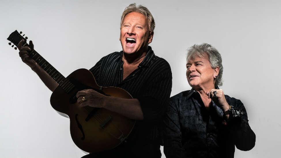 Air Supply, Feb. 27, Troy Savings Bank Music Hall. '80s soft rockers bring