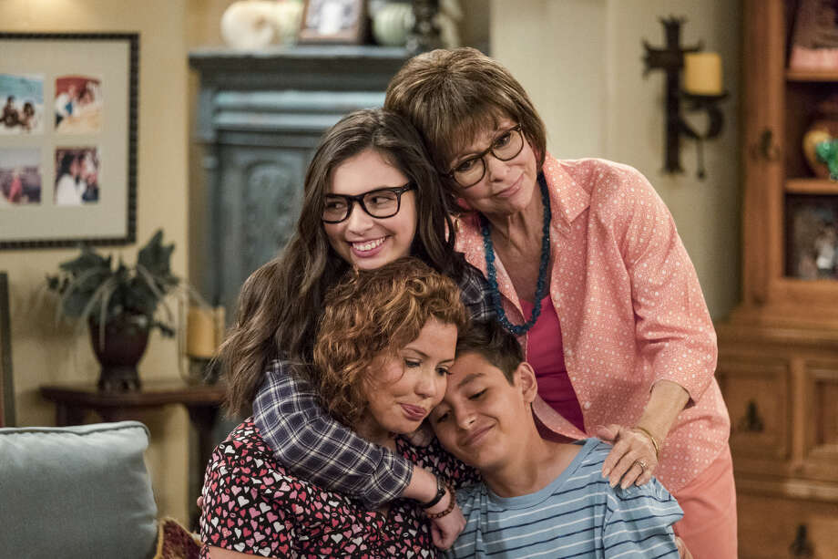 """""""One Day at a Time,"""" a reboot of Norman Lear's CBS series, explored social issues through the lens of the Cuban-American Alvarez family."""
