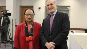 """Were you SEEN at the Times Union Leadership Luncheon, """"The Challenge of  Leadership in Higher Education"""" with Dr. Shirley Ann Jackson, president  of Rensselaer Polytechnic Institute?"""