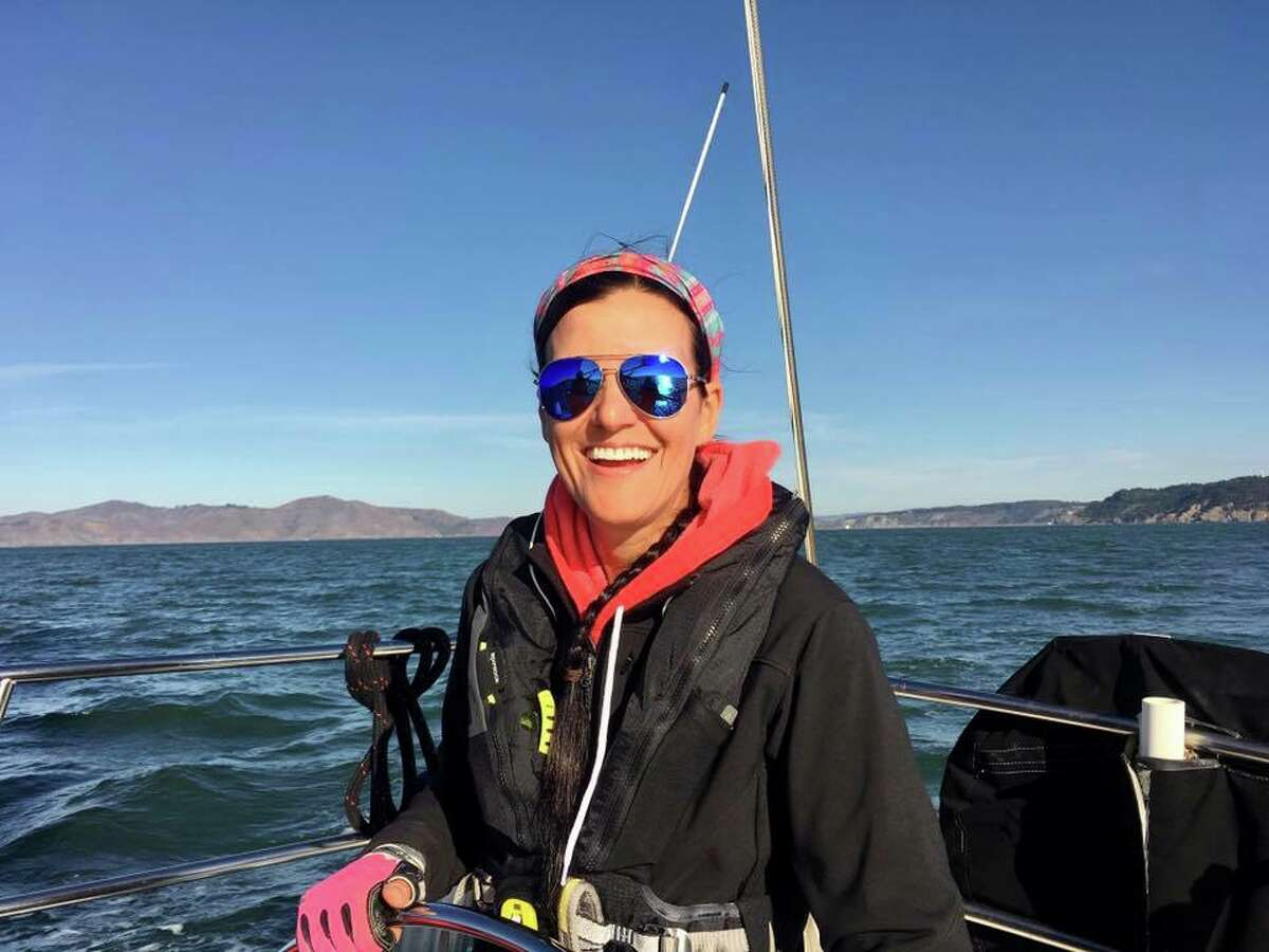 Maryl, who quit her job in IT to live on a sailboat and in a car, said everyone has the chance to pursue their dreams.