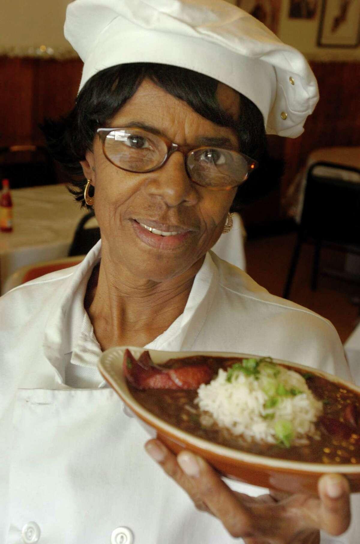 Alice Harper of Ma Harper's Creole Kitchen.