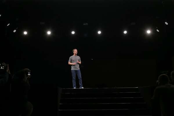 FILE- In this Feb. 21, 2016, file photo, Facebook CEO Mark Zuckerberg speaks during the Samsung Galaxy Unpacked 2016 event in Barcelona, Spain. Facebook�s two top executives, Zuckerberg and COO Sheryl Sandberg, have been radio silent since news broke on Sunday, March 18, 2018, that data firm Cambridge Analytica used data, including user likes, inappropriately obtained from roughly 50 million Facebook users to try to sway elections. (AP Photo/Manu Fernadez, File)